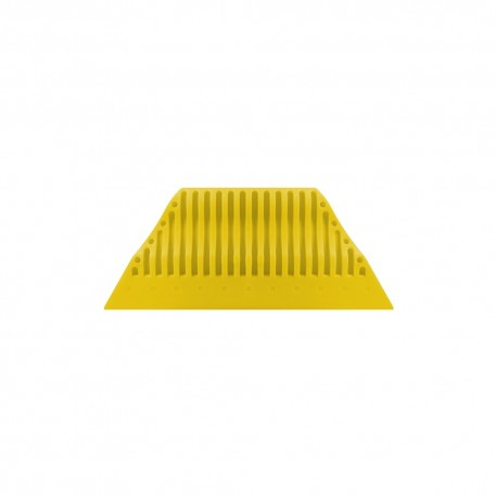 Power Stroke handheld molded Yellow squeegee Pro Window Tint Film Fitting tool