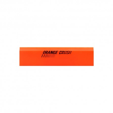 "ORANGE CRUSH BLADE 8"" HAND SQUEEGEE - Pro Window Tinting Tint Film Fitting Tool"