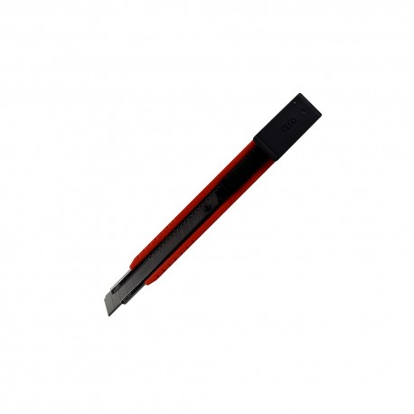 NT Utility Cutter A250RP Red Autolock - WINDOW TINT TINTING FILM FITTING TOOL