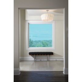 Turquoise 50 Transparent Colourful Window Film Optically Clear Tint