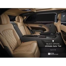 Black Crystal Ultimate 4% Car Tint