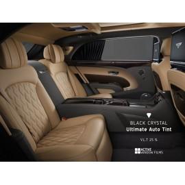 Black Crystal Ultimate 25% Car Tint