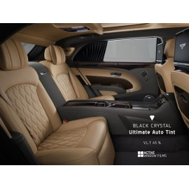 Black Crystal Ultimate 35% Car Tint