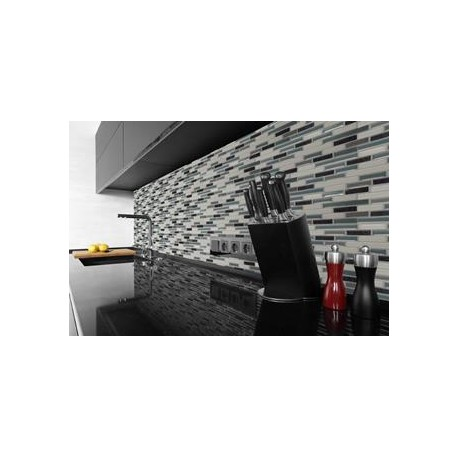 Peachy Chrome Turquoise Glitter White Grey Luxury 3D Gel Mosaic Tile Wall Transfer Home Remodeling Inspirations Basidirectenergyitoicom