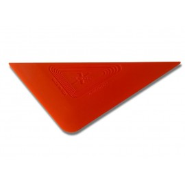 Tri-Edge X Orange Hard Card Corner Tool