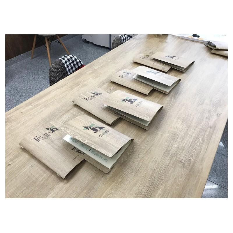 Do It Yourself Home Design: F4 Modern Oak Wood Self Adhesive Sticker