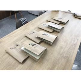 F4 Natural Oak Wood Self Adhesive Sticker, Vinyl Window Wall Door Furniture Covering