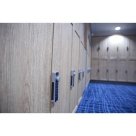Cover Styl' - F5 Dark Oak Structured Wood Self Adhesive Sticker, Vinyl Window Wall Door Furniture Covering