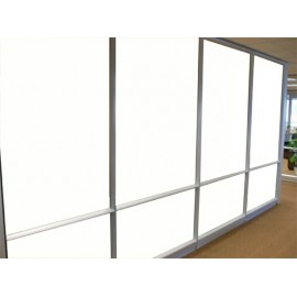 Total Light Whiteout - 100% Privacy Window Film