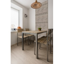 Cover Styl' - G6 Light Grey Wood Plank Effect Self Adhesive Sticker, Vinyl Window Wall Door Furniture Covering